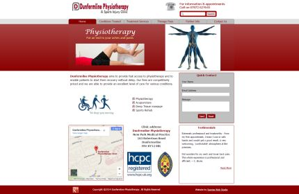 Dunfermline Physiotherapy Clinic