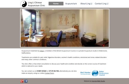 Ling Li Chinese Acupuncture Clinic