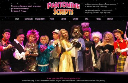 Pantomime Scripts
