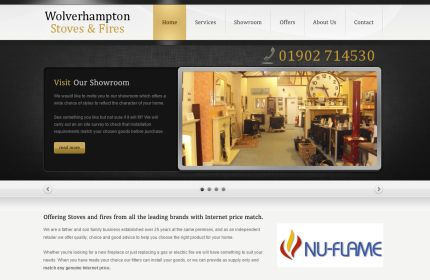 Wolverhampton Stoves & Fires