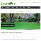 LawnPro Lawn Care